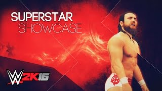 WWE 2K16 Superstar Showcase EP 03: Daniel Bryan
