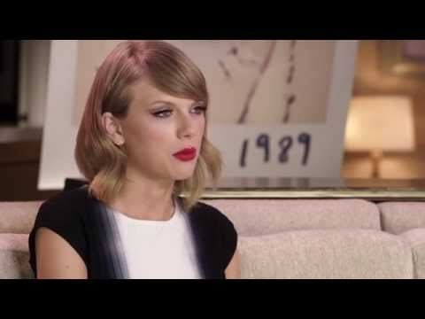 Taylor Swift Talks About