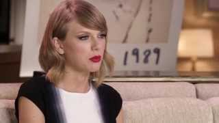 "Taylor Swift Talks About ""Out Of The Woods"""
