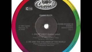 Diana Ross - Swept Away (Instrumental Version)