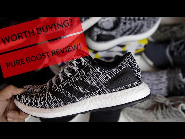 adidas pure boost ultra boost difference
