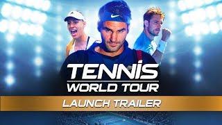 Tennis World Tour 5