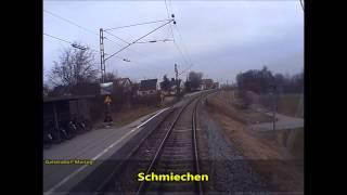preview picture of video 'BRB Führerstandsmitfahrt Geltendorf-Mering (ohne Ton)'