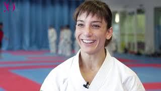 """Sandra Sánchez, campeona del mundo de kárate: """"Siempre me preparo para ganar''"""
