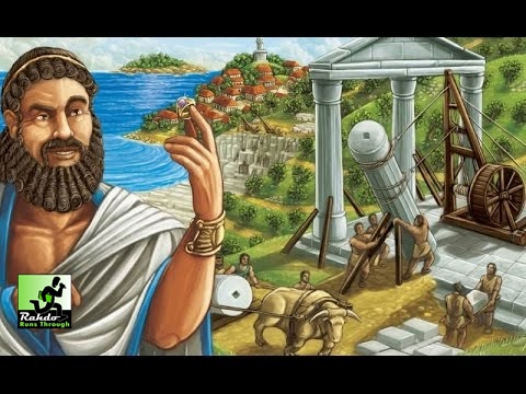Rahdo Runs Through►►► Hellas