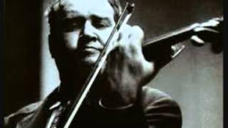 Sibelius - Violin concerto - Oistrakh / Philadelphia / Ormandy
