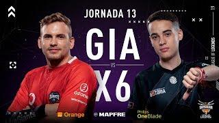 Vodafone Giants VS x6tence | Jornada 13 | Temporada 2019 Verano