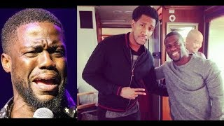 Kevin Hart Own Homie Was the One who Tried to Extort him for $10 Million when he got caught Cheating