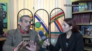 Jesús López, director de Notiguía, en entrevista sobre El Chapo