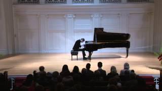Chopin Ballade No. 1 In G Minor - Vassily Primakov, Piano