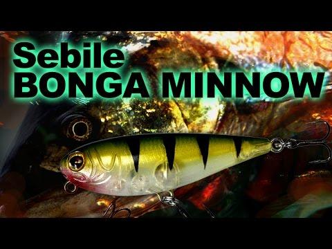 Sebile Bonga Minnow 72 videó