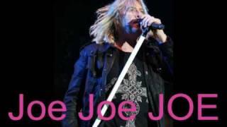 Def Leppard-tribute Joe Elliott-Paper Sun