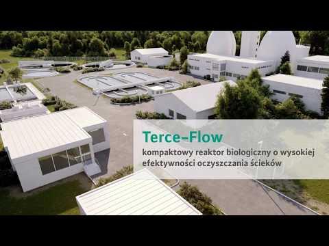 Kompaktowe reaktory biologiczne Terce-Flow dla wysokiej efektywności oczyszczania - zdjęcie