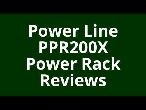 PowerLine PPR200X Power Rack | Best Power Rack | Best Squat Rack | Best Powerline Power Rack