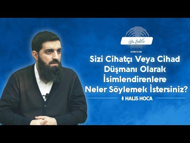 Türk'de cihad Video Telaffuz