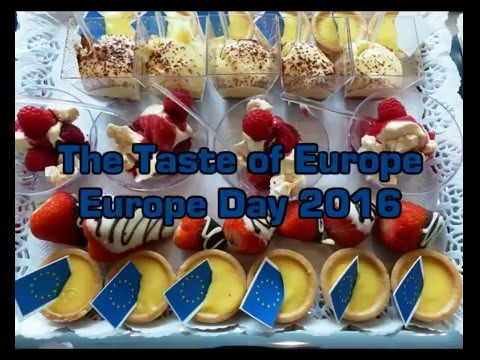 Europe Day 2016 - The Taste of Europe
