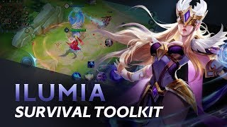 Ilumia - Survival Toolkit | Arena of Valor
