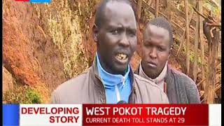 WEST POKOT TRAGEDY: Rescue operation underway as death toll stands at 29