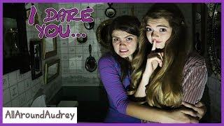 I Dare You... A Family Friendly Halloween 2018 Escape Abandoned Room / AllAroundAudrey