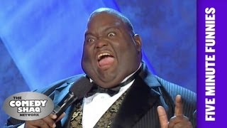 Lavell Crawford⎢I'm a Momma's Boy⎢Shaq's Five Minute Funnies⎢Comedy Shaq