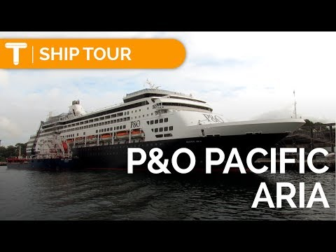 Pacific Aria FULL TOUR/REVIEW – Cabin/Food/Activities