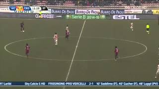 preview picture of video 'Serie B 2014-2015 - 27ª giornata Vicenza vs Crotone (gara integrale)'