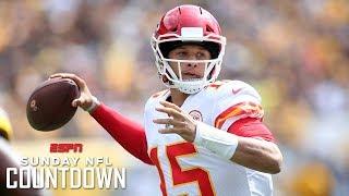 The making of Kansas City Chiefs QB Patrick Mahomes | NFL Countdown | ESPN