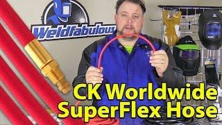 CK Super Flex Hose Vs Standard Hose