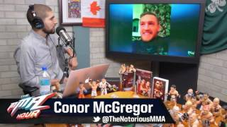 Best of The MMA Hour: Conor McGregor Edition