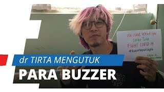 dr Tirta Mandira Mengutuk Buzzer yang Memecah Belah Bangsa di Dunia Maya di Kala Pandemi Corona