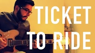 Ticket to Ride - The Beatles (Cover)