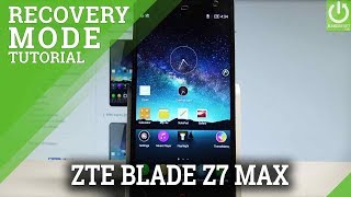 How to Enter Recovery Mode on ZTE Nubia Z7 Max - Exit Android System  Recovery