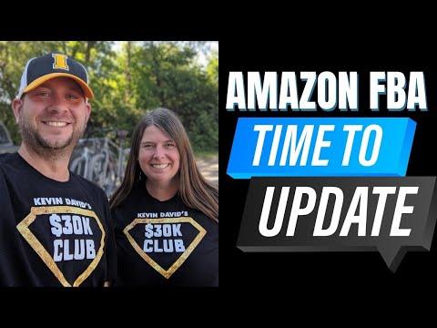 Kevin David Success Story Amazon FBA Ninja Course Update ...
