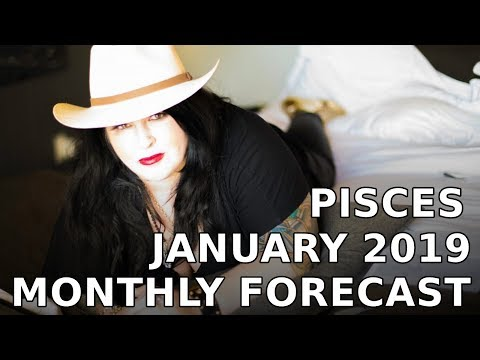 PIsces January 2019 Desires become reality! download YouTube