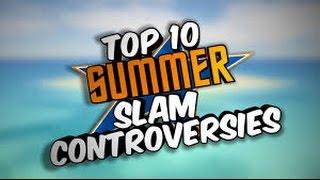 10 Biggest WWE SummerSlam Controversies