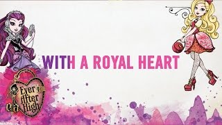 Ever After High Original Song (Official Lyric Video) | Ever After High