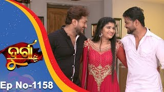 Durga | Full Ep 1158 | 24th August 2018 | Odia Serial - TarangTV
