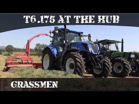 GRASSMEN - T6.175 at The Hub