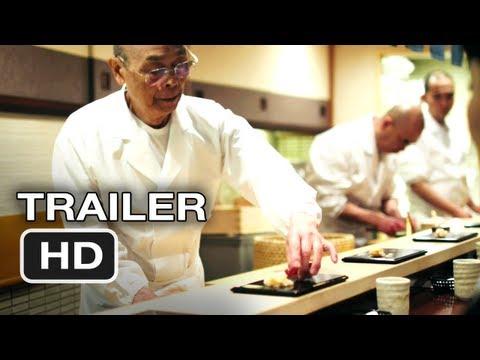 Trailer film Jiro Dreams of Sushi