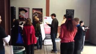 Tech Career Expo Lobby