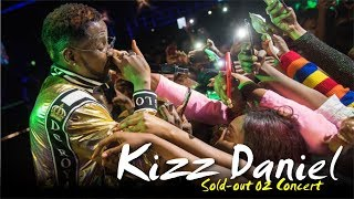 Kizz Daniel Live Performance | 02 Indigo London 2019