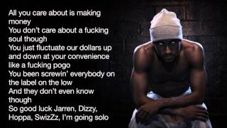 Hopsin   ILL Mind Of Hopsin 8 Lyrics (Without Intro)