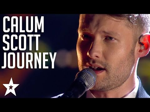 ALL CALUM SCOTT Performances on Britain's Got Talent! | Got Talent Global (видео)