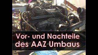 VW T25 T3 Vanagon 1 9 TD AAZ back running :D - Самые лучшие