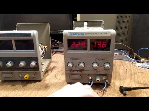 Cравнение лабораторных блоков питания YaXun PS 1502DD vs Dazheng PS 305D