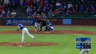 Lindor crushes a grand slam to take the lead