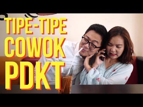 Video TIPE² COWOK lagi PDKT