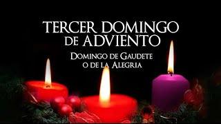 Horarios de Misas el 12 y 13 de diciembre