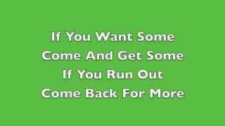 Joel Crouse If You Want Some Lyrics
