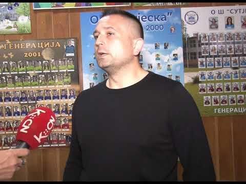 Aktivnosti u OS Sutjeska